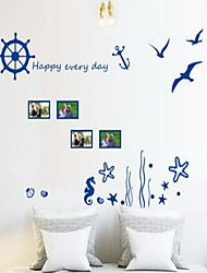 Landscape Wall Stickers Plane Wall Stickers Photo Stickers,Vinyl Material Home Decoration Wall Decal