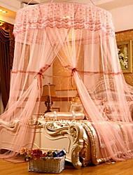 роскошный потолок москитные сетки купол двойной присоски