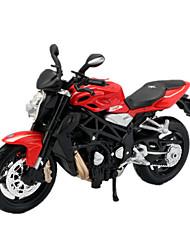 Moto Juguetes Juguetes de coches 1:18 ABS Plástico Arco iris