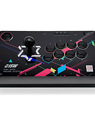 QANBA Q1SW 2.4G Wireiess Ps3 Pc Ps4 Arcade Fighting Stick D-input  /  X-input  /  Android Compatible