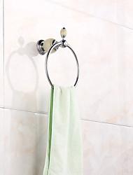 Towel Ring / ChromeBrass