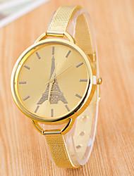 Mulheres Relógio Esportivo Relógio Elegante Relógio de Moda Relógio de Pulso Chinês Quartzo Lega Banda Pendente Casual CriativoCores