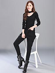 Zeichen chun xia halun signifikant dünne Bein Hosen Hosen Hosen Hosen koreanische Version der kleinen schwarzen Hosen kollabieren Hosen