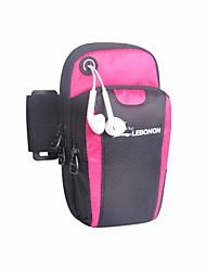 Bag Cell Phone Fascetta da braccio per Campeggio e hiking Scalata Corsa Jogging Viaggi Ciclismo Borse per sportImpermeabile Asciugatura