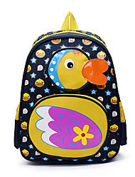 Kids Backpack Nylon All Seasons Casual Bucket Zipper