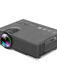 UC40 LCD WVGA (800x480) Projector,LED 600 HD Wireless Projector