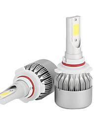 9005 kit de projecteur de voiture conduit ampoules 36w 3600lm kit de conversion LED 12v-24v remplacer pour des lampes halogènes ou des