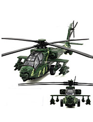 Игрушки Модели и конструкторы Вертолет Металл Пластик