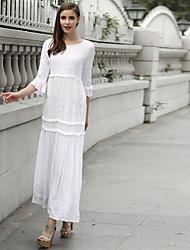Amazon Gericht Kleid bestickt Fee Rock elegante einteilige Kleid Urlaub