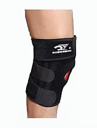 Joelheira para Montanhismo Ciclismo / bicicleta Corrida Unissex Profissional Serve joelho esquerdo ou direito Elástico ProtecçãoEsporte