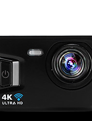 20MP 4608 x 3456 4032 x 3024 Wi-Fi LED Etanches Sans-Fil Interne FLASH Grand angle Multifonction 60fps 30ips ± 2EV 2 CMOS 32 Go H.264
