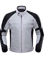 DUHAN Jacket Textile All Season Windproof Motorcycle Kidney Belts