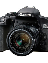 Canon® EOS 800D EF-S 18-55mm f/4-5.6 IS STM Digital Camera