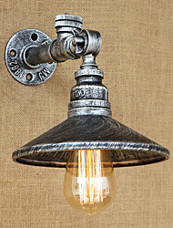 AC 110-130 AC 220-240 40 E26/E27 Rustic/Lodge Country Retro Painting Feature for Mini Style Bulb Included Ambient Light Wall Sconces Wall