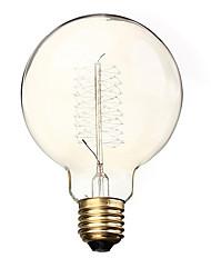 E27 40w G95 uzemnit hedvábí nostalgie scéna svatební Edison retro ozdobné žárovky