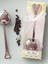 TeaTime Tea Infuser Spoon Filter Wedding Favors