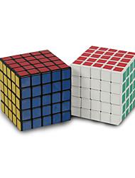 Shengshou® Гладкая Speed Cube 5*5*5 7*7*7 Кубики-головоломки Радужный Скраб наклейки Feng ABS