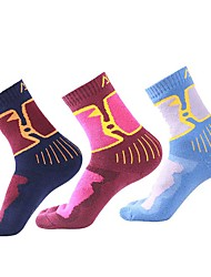 Women's Socks Camping / Hiking Climbing Exercise & Fitness Racing Running Thermal / Warm Antistatic Comfortable ThickM