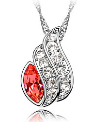 Women's Pendant Necklaces Jewelry Jewelry Chrome Unique Design Jewelry For Gift Daily Casual 1 pair 1pc