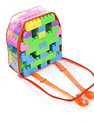 Blocos de Construir Brinquedo Educativo para presente Blocos de Construir Hobbies de Lazer Brinquedos5 a 7 Anos 8 a 13 Anos 14 Anos ou