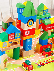 Building Blocks Educational Toy For Gift  Building Blocks Castle 5 to 7 Years Toys