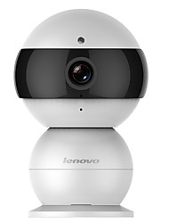 Lenovo Snowman 1080P 2.0 MP Mini Indoor with Day Night Baby Monitor