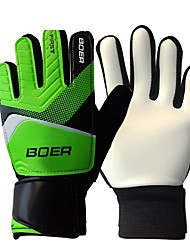 Goalkeeper Gloves Full-finger Gloves Kid's Anti-skidding Wearable Lightweight Soccer Rubber
