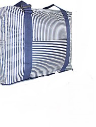 Rangement pour Valise Pliable Portable pour Rangement de VoyageBleu de minuit Rose Bleu clair