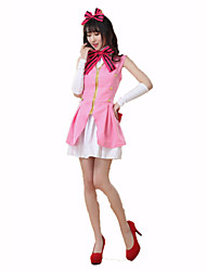 Cosplay Costumes Maid Costumes Festival/Holiday Halloween Costumes Carnival Female Uniform Cloth Terylene Polyester