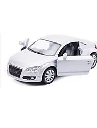 Baustellenfahrzeuge Aufziehbare Fahrzeuge Auto Spielzeug 1:25 Metall Weiß Rot Schwarz Model & Building Toy