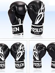 Gants de Boxe Gants de Boxe d'Entraînement pour Boxe Art martial mitaines Résistant aux Chocs Antiusure Haute élasticité Protectif Coussin