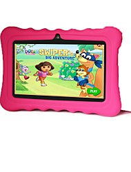 M701 7 pouces Android 4.4 Quad Core 512MB RAM 16Go ROM 2.4GHz enfants Tablet