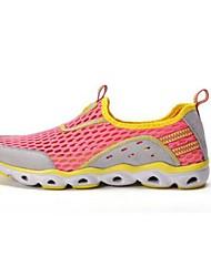 CAMEL Tênis de Caminhada Sapatos para Água Mulheres Anti-Escorregar Anti-desgaste Respirável Ao ar Livre Cano Baixo Malha Respirável