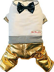 Dog Clothes/Jumpsuit Dog Clothes Winter British Casual/Daily