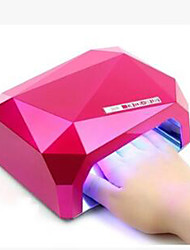 Color Random Flash Baking 30W Nail Dryers UV lamp LED Lamp Nail Polish UV Gel