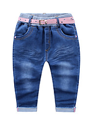 Boys' Casual/Daily Solid Jeans-Cotton Spring Fall