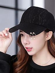 Lace Pearl Baseball cap Sun Hat Outdoor Sport Snapback Dad Hat