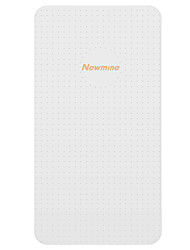 Newmine® 4200mAh power bank 1A external battery with Cable