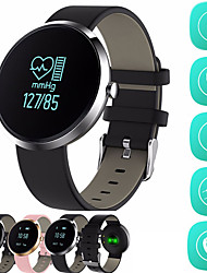 Bluetooth Smart Bracelet Wristband Heart Rate Blood Pressure Monitor Band Smartband Watch for IOS Android