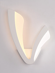 Modern 10W LED Wall Lights Simplicity Style Acrylic Lighting Living Room Hallway Bedroom Hotel rooms Bedside Lamp