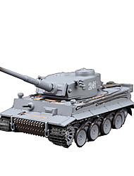 Tank 1:72 RC Car 2.4G Ready-To-Go Tank User Manual