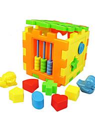 Blocos de Construir para presente Blocos de Construir Hobbies de Lazer Circular 8 a 13 Anos Brinquedos