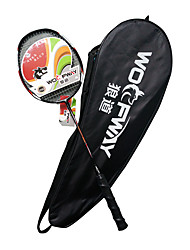 Badminton Rackets Durable One Pair for