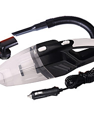 Multi-function Portable Car Vacuum Cleaner wet and dry dual use with power 120W 12V 5m of cable LED lighting