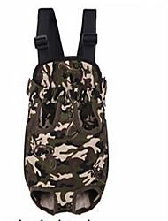 le sac à dos chien sac à poitrine sac à dos pratique quatre camouflage