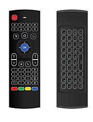 Control Remoto MX3 inalámbrica de 2,4 GHz Bluetooth 4.0 Para Android Box TV&TV Dongle