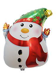 Balões Brinquedos Criativos & Pegadinhas Ternos de Papai Noel Boneco de neve 2 a 4 Anos 5 a 7 Anos 14 Anos ou Mais