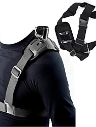 Chest Shoulder Strap Mount Harness Adjustable Convenient For Gopro 5 Gopro 4 Gopro 3 Gopro 3+ Gopro 2 Gopro 1 SJ4000 SJ5000 SJ6000Others