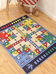 Casual Polypropylene Area Rugs