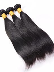 Peruvian Virgin Hair Straight 3Pcs/Lot Virgin Peruvian Straight Human Hair Weaves Vinsteen Hair Products Human Hair Weave Natural Color Dyeable